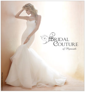 Bridal Couture of Plymouth ad in Detroit Wedding Day