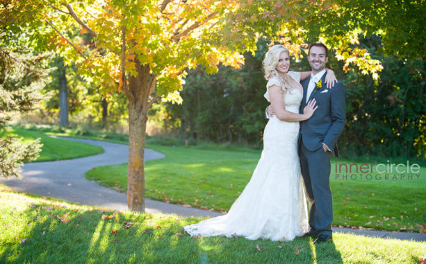 Inner Circle Photography ad in Detroit Wedding Day