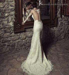 Julia Kontogruni USA Flagship Salon ad in Detroit Wedding Day