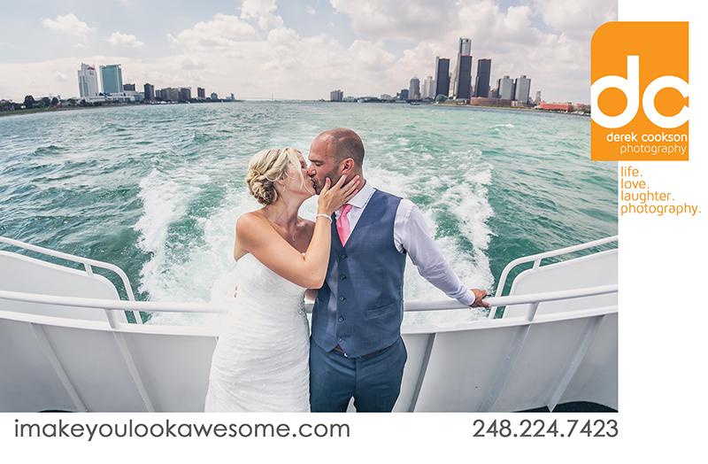 Derek Cookson Photography ad in Detroit Wedding Day