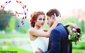 Melissa Marie Events ad in Detroit Wedding Day