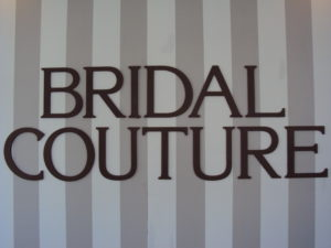 Bridal Couture - Birmingham