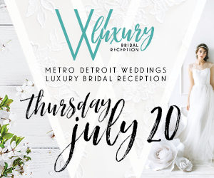 Metro Detroit Weddings Luxury Bridal Reception