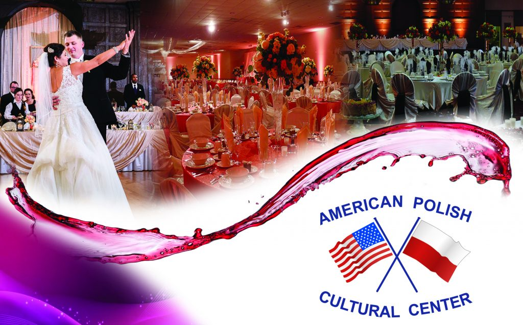 American Polish Culture Center in Detroit Wedding Day