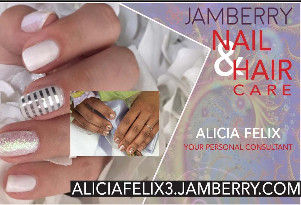 Health and Beauty, Jamberry Nail & Hair Care - Detroit Wedding Day
